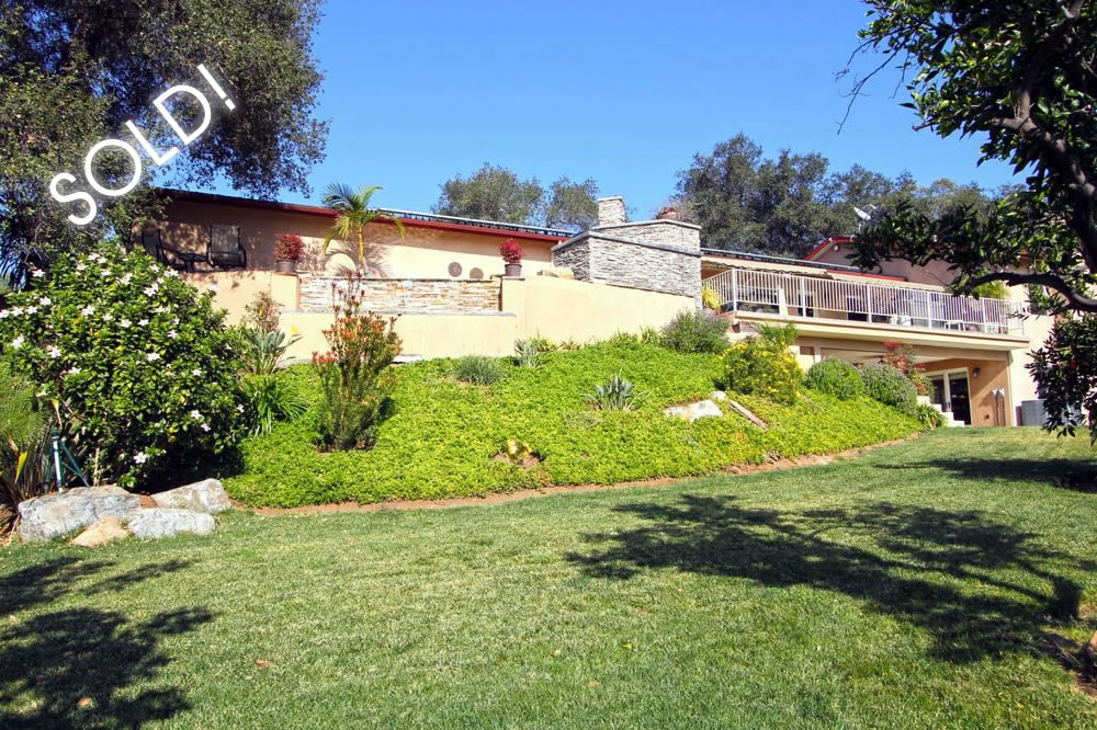 Click for 1917 Rainbow Valley Rd. Fallbrook, CA SOLD