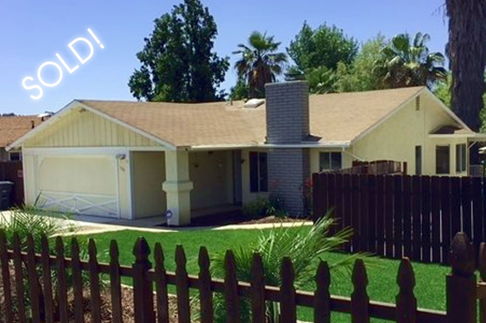 Click for Single Level Home With 3/2 On Almost 1/2 Acre 338 Mimosa, Vista, CA 92081